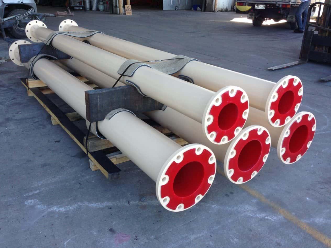 Polyurethane lined pipe technical urethanes