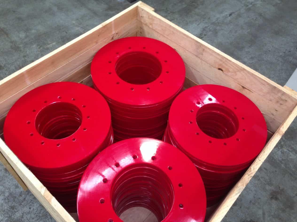 Pipeline Pig Discs